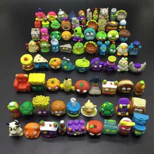 20-300 PCS Popular Cartoon Anime Action Figures Toys HOT Garbage Moose The Grossery Gang Model Toy Dolls Kids Christmas Gift