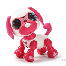 Load image into Gallery viewer, Cute Robot Dog Robotic Puppy Interactive Toy Birthday Gifts Christmas Present Toy for Children