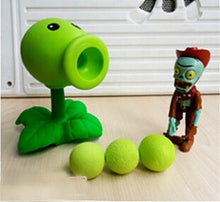 Load image into Gallery viewer, 12 styles pvz  New Popular Game PVZ Plants vs Zombies Peashooter PVC Action Figure Model Toys  10CM Plants Vs Zombies Toys