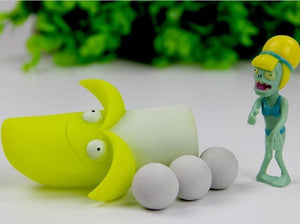 12 styles pvz  New Popular Game PVZ Plants vs Zombies Peashooter PVC Action Figure Model Toys  10CM Plants Vs Zombies Toys