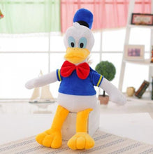 Load image into Gallery viewer, Hot 50cm classical popular stuffed plush toy lovely Mickey Minnie goofy Pluto Newborn player Toy for Children Christmas Gifts