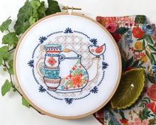 Load image into Gallery viewer, Fabric Print: Tea Party