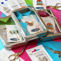 Stitcher's Tin | In Shop for Mother's Day