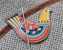 Load image into Gallery viewer, Needle Minder: Folk Art Bird