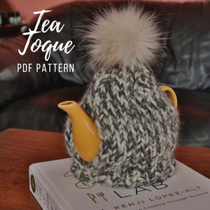 KNITTING PATTERN: The Tea Toque
