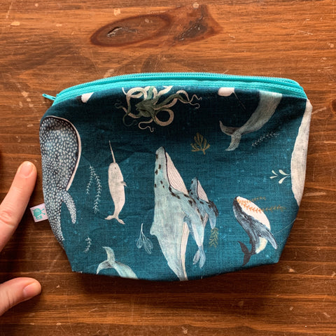 Notion Pouch | Under The Sea