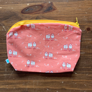 Notion Pouch | Pink Sheep