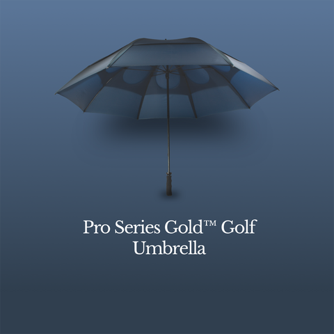 Pro Series Gold™ Golf Umbrella