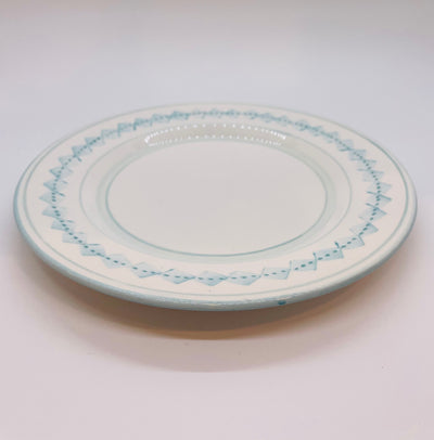By the Sea Dessert Plate, Set of 4