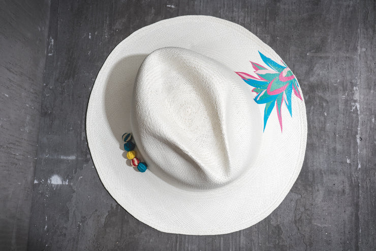 Pina & Coco Hat-Pineapple