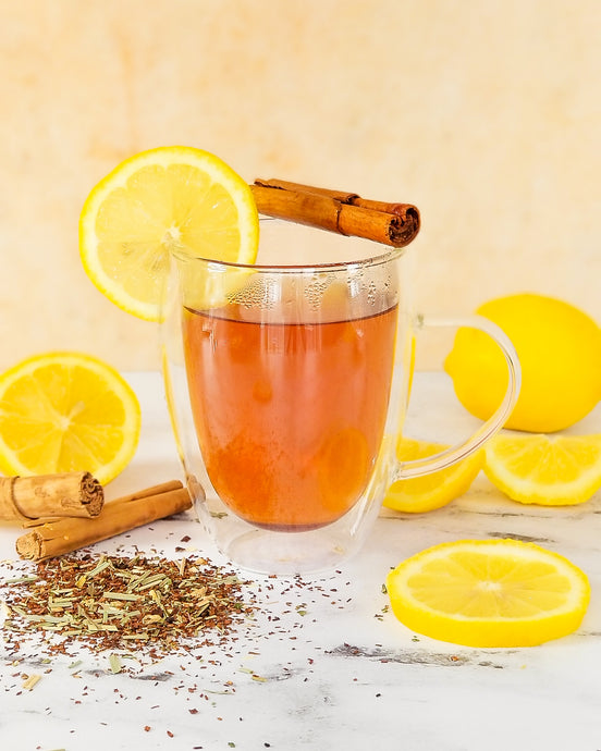 Lemon Ginger Toddy