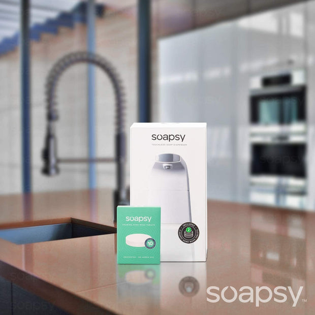Soapsy Soap Dispenser