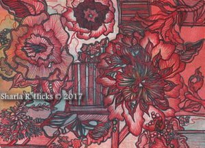 Tangle-Inspired Botanicals with Sharla R. Hicks CZT, artist, author
