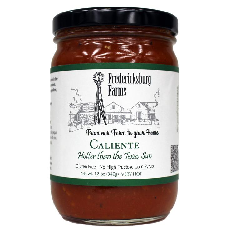 Fredericksburg Farms Caliente Salsa