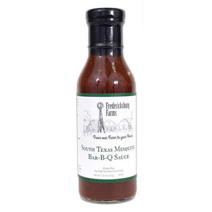 Fredericksburg Farms South Texas Mesquite BBQ Sauce