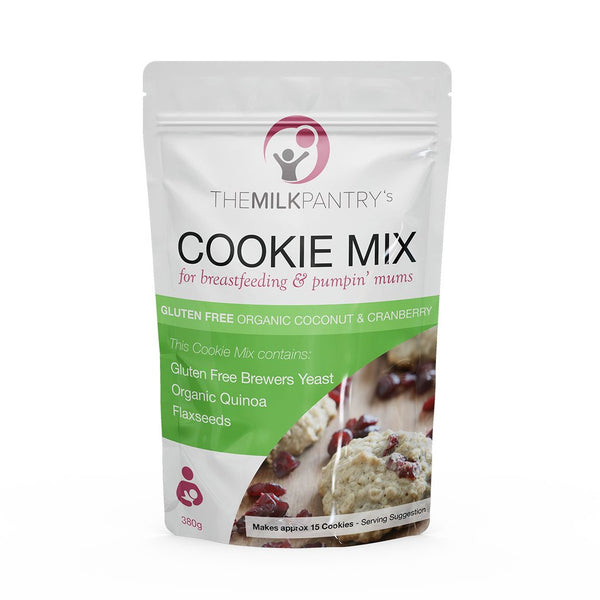 Cookie Mixes- Gluten Free, Dairy free & Vegan mixes