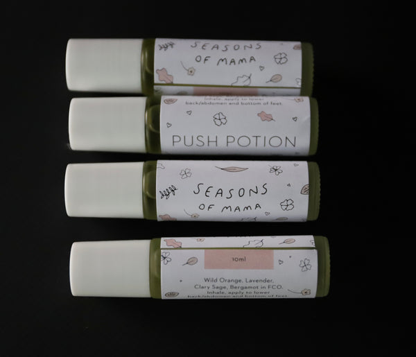 Push Potion Essential Oil Roller Blend