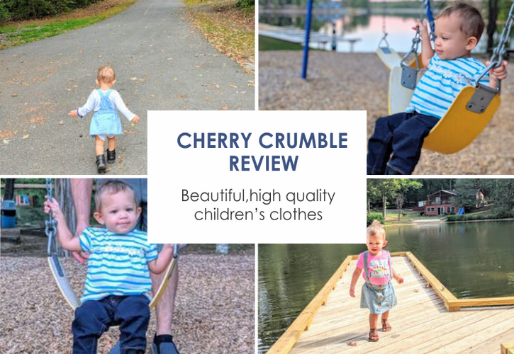 Cherry Crumble Review: Beautiful, High-Quality Children's Clothes