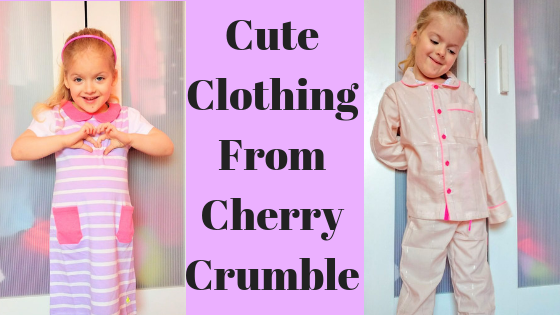 Clothing From Cherry Crumble