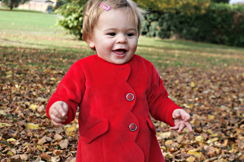 Baby winter wear jackets and coats