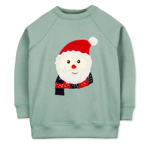 Snug Santa Sweatshirt for kids