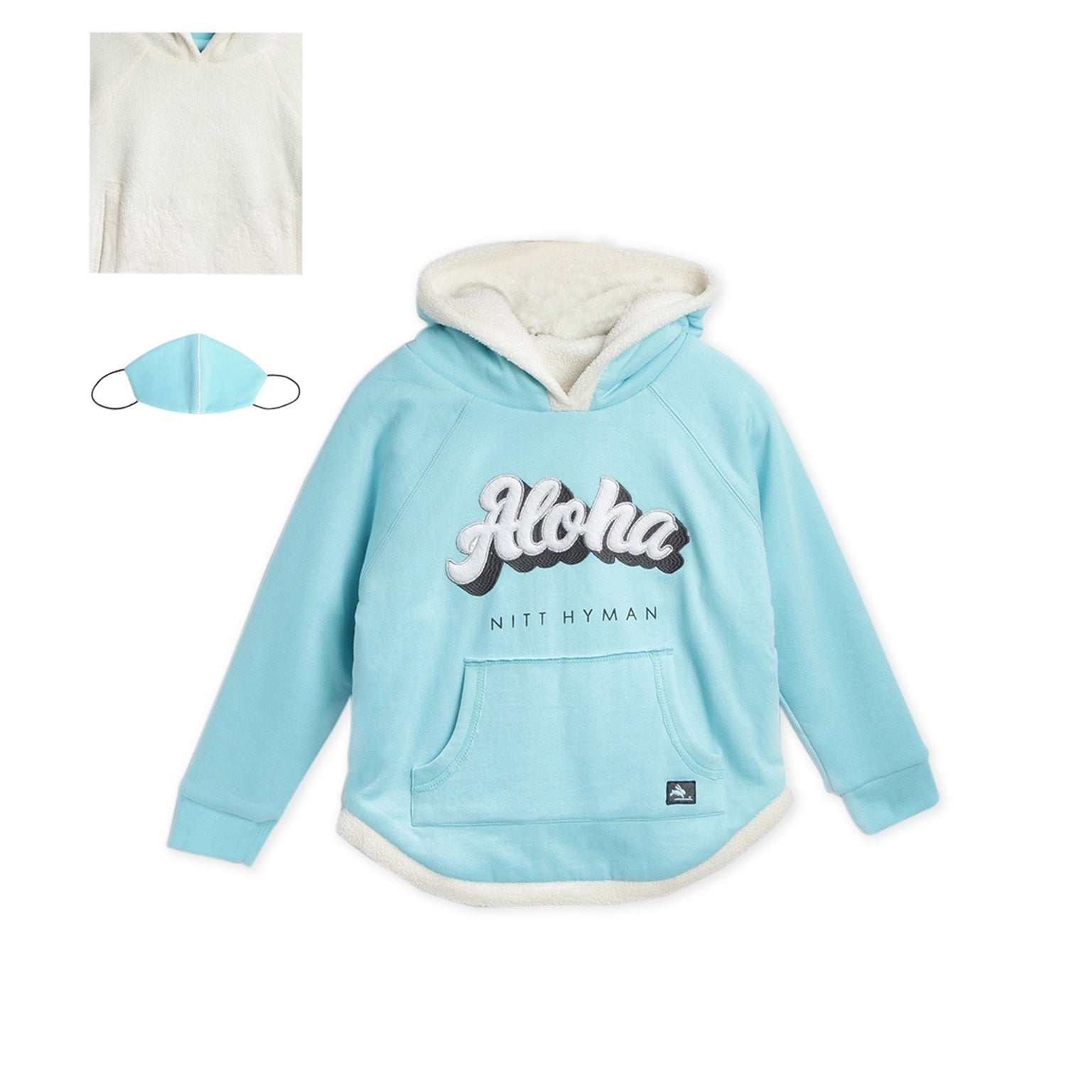 Aloha-Graphic-Hooded-Reversible-Sweatshirt-With-Facemask