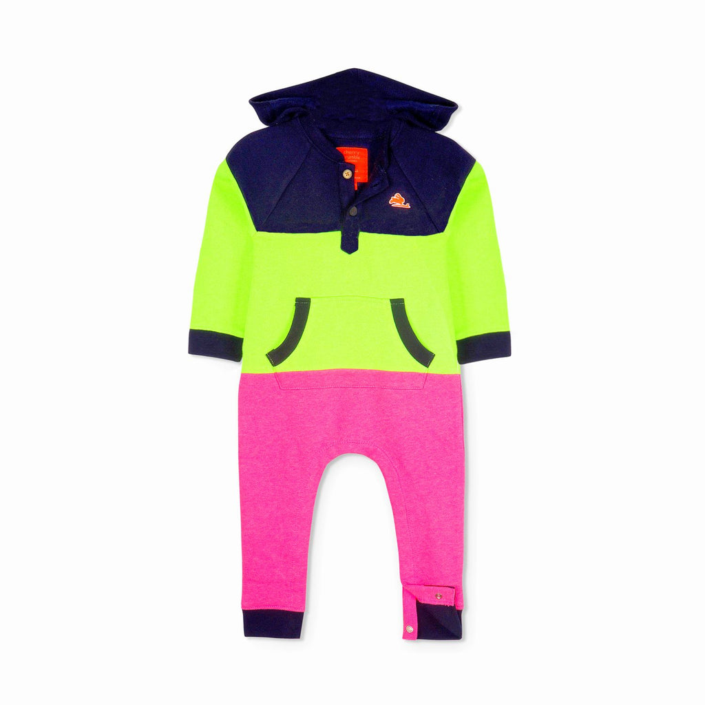 Tri color Soft Bodysuit for kids
