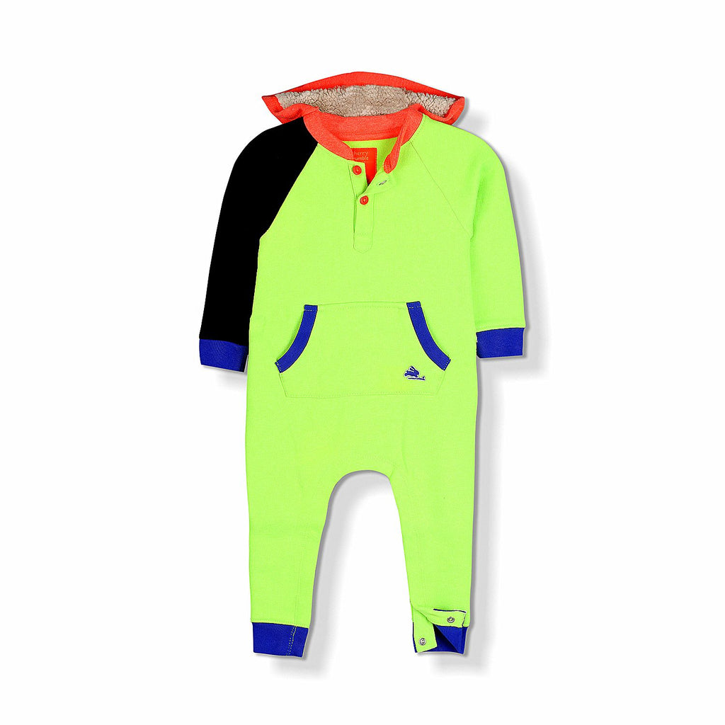 Noble Colorblock Bodysuit for kids