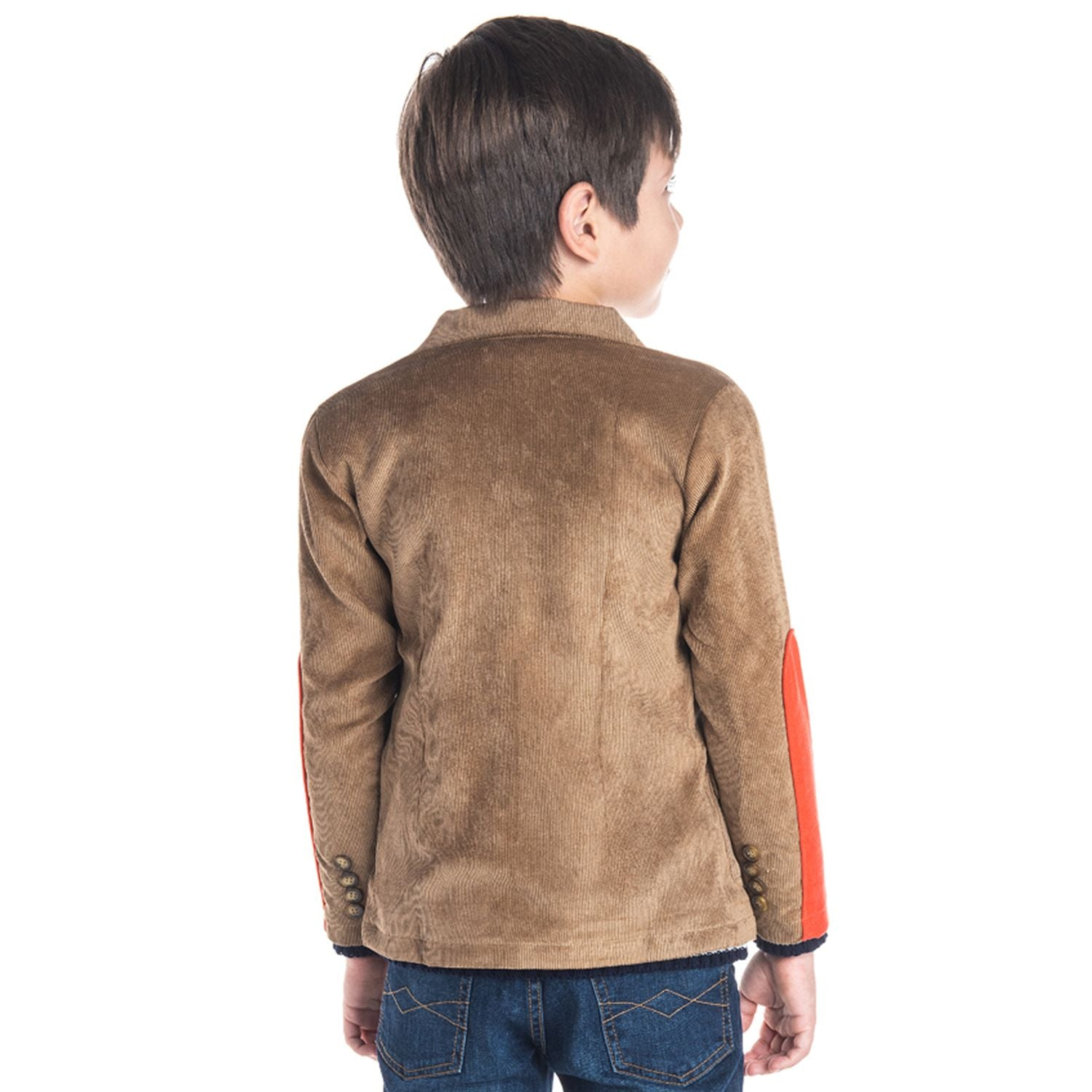 Cord Blazer for Boys