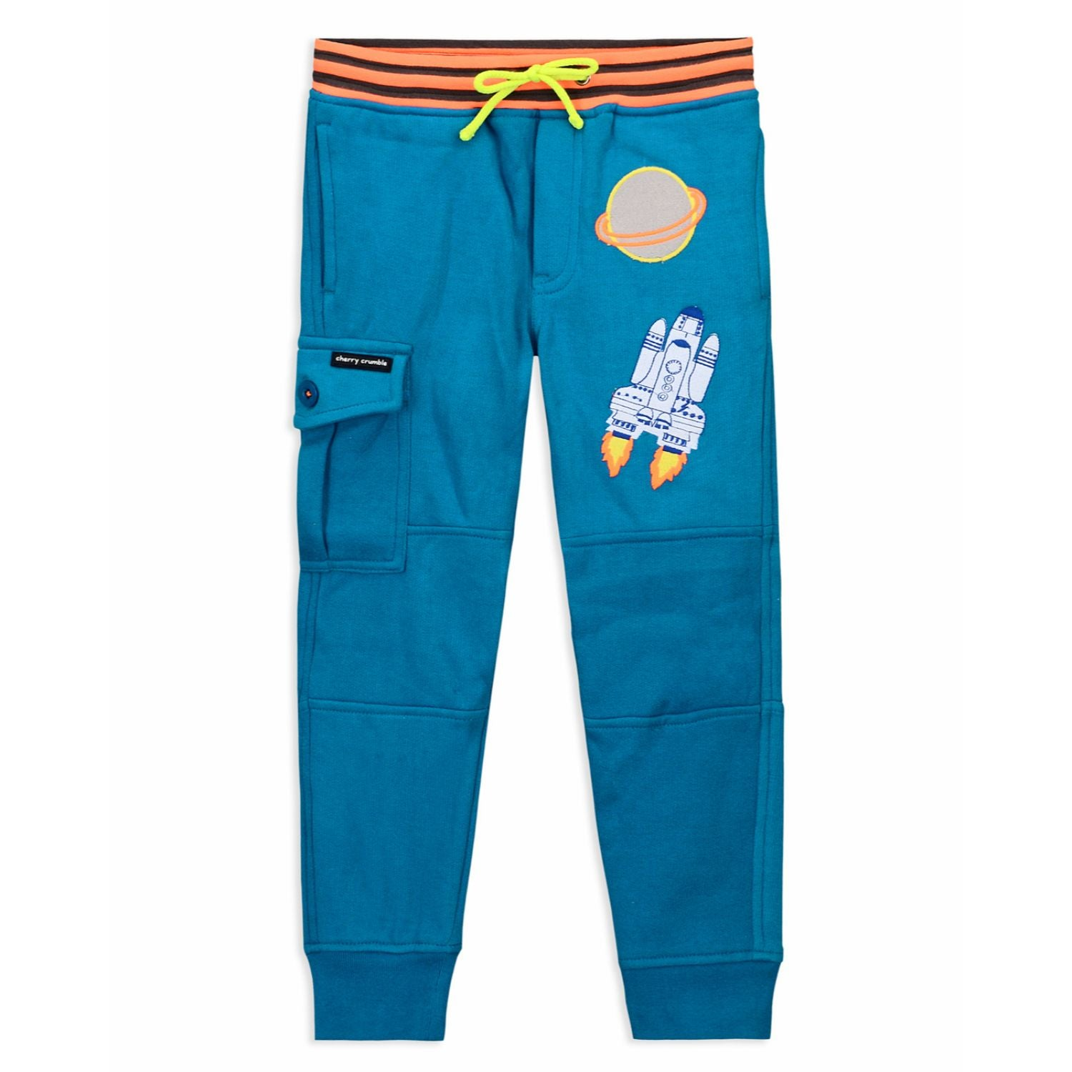 Mars Applique Jogger for kids