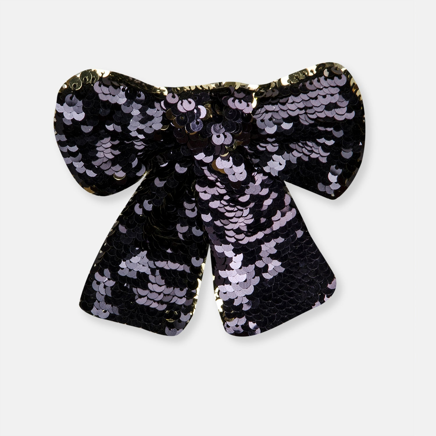 Flip Reversible Sequin Princess Bow
