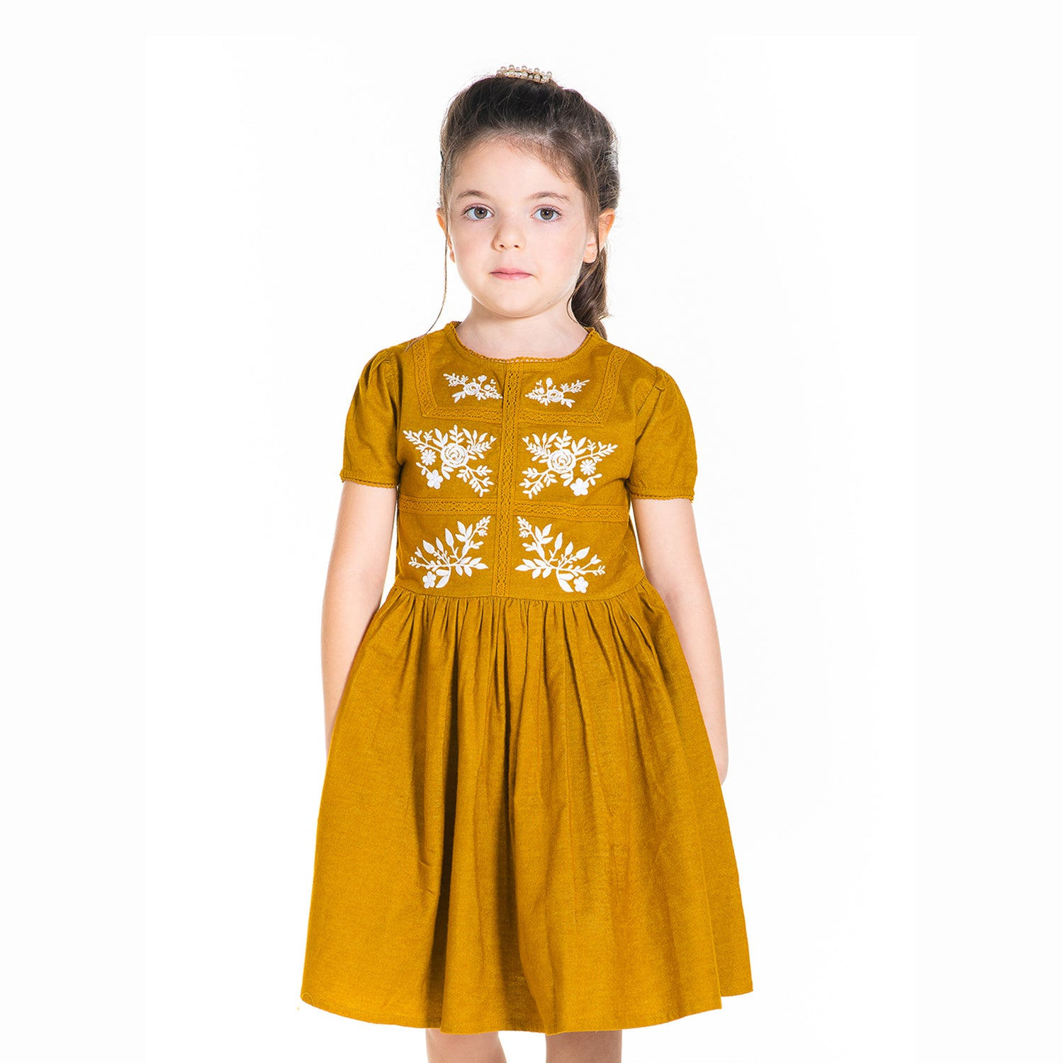 Caldwell Dress for  Girls