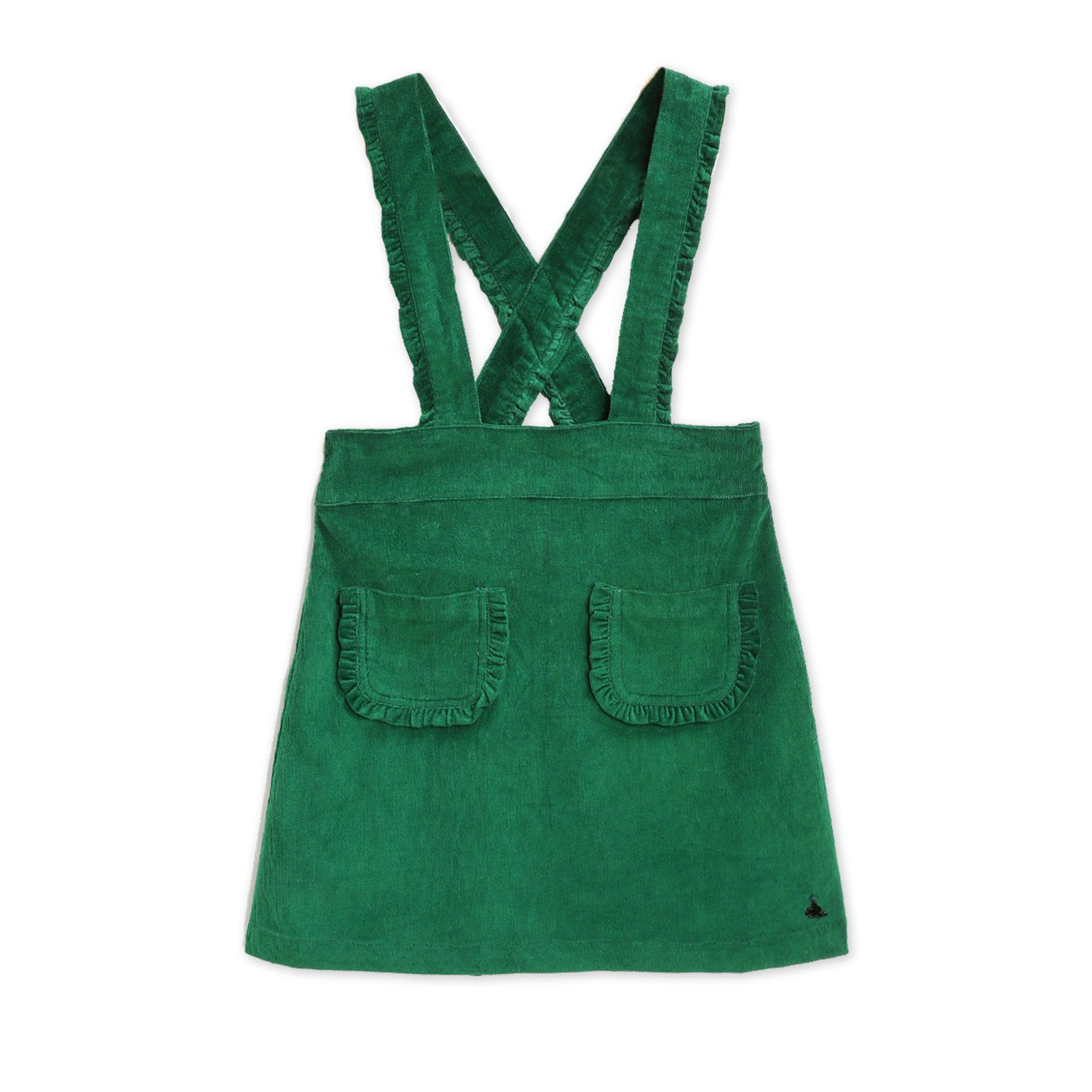 kids-emerald-dungaree-ws-cdrs-5436gr