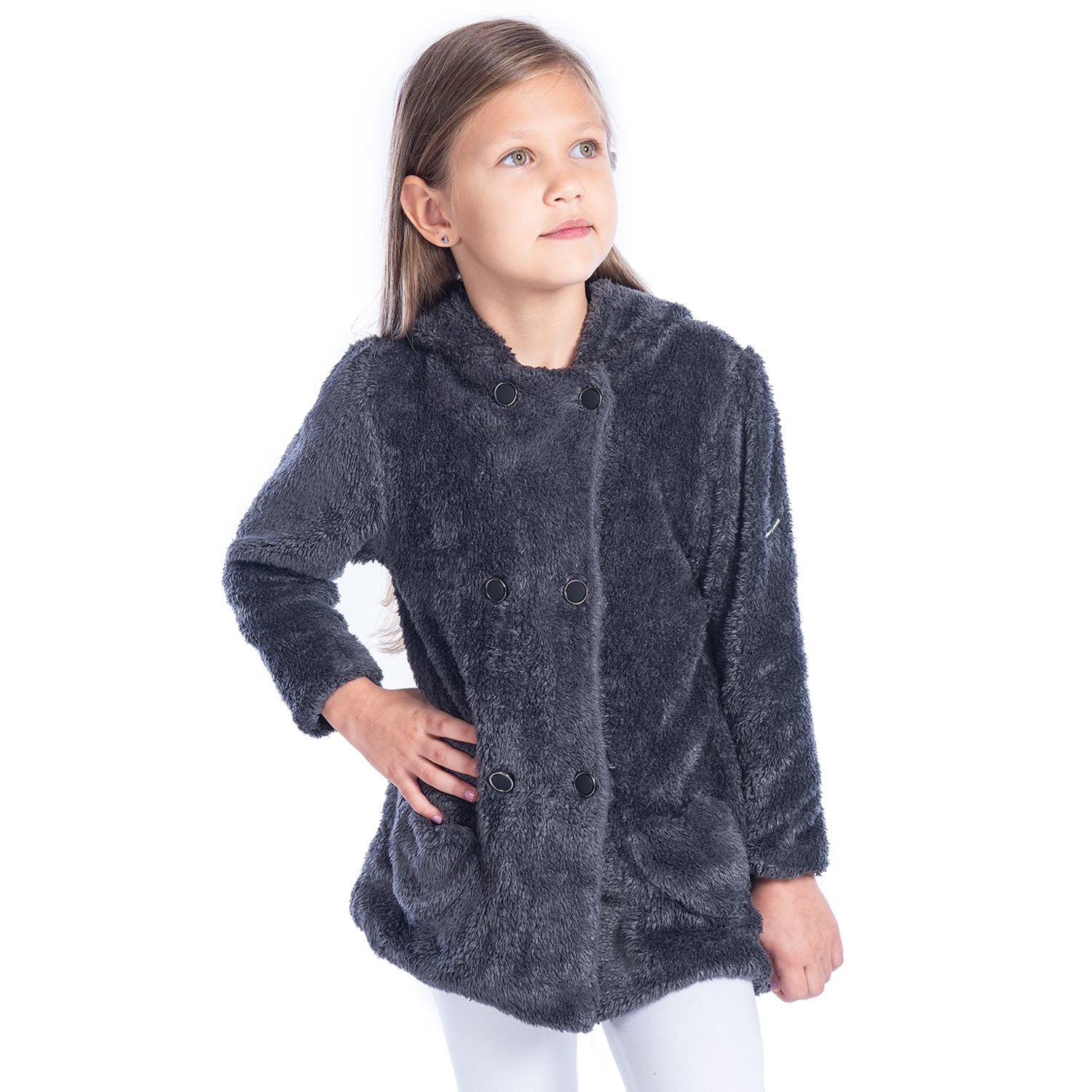 Hearty Coat for Girls
