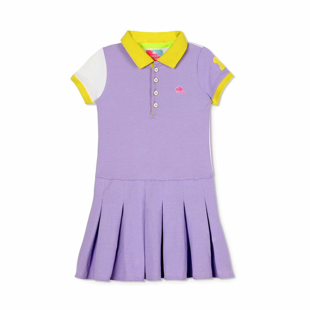 Cut N Sew Polo Dress for Girls