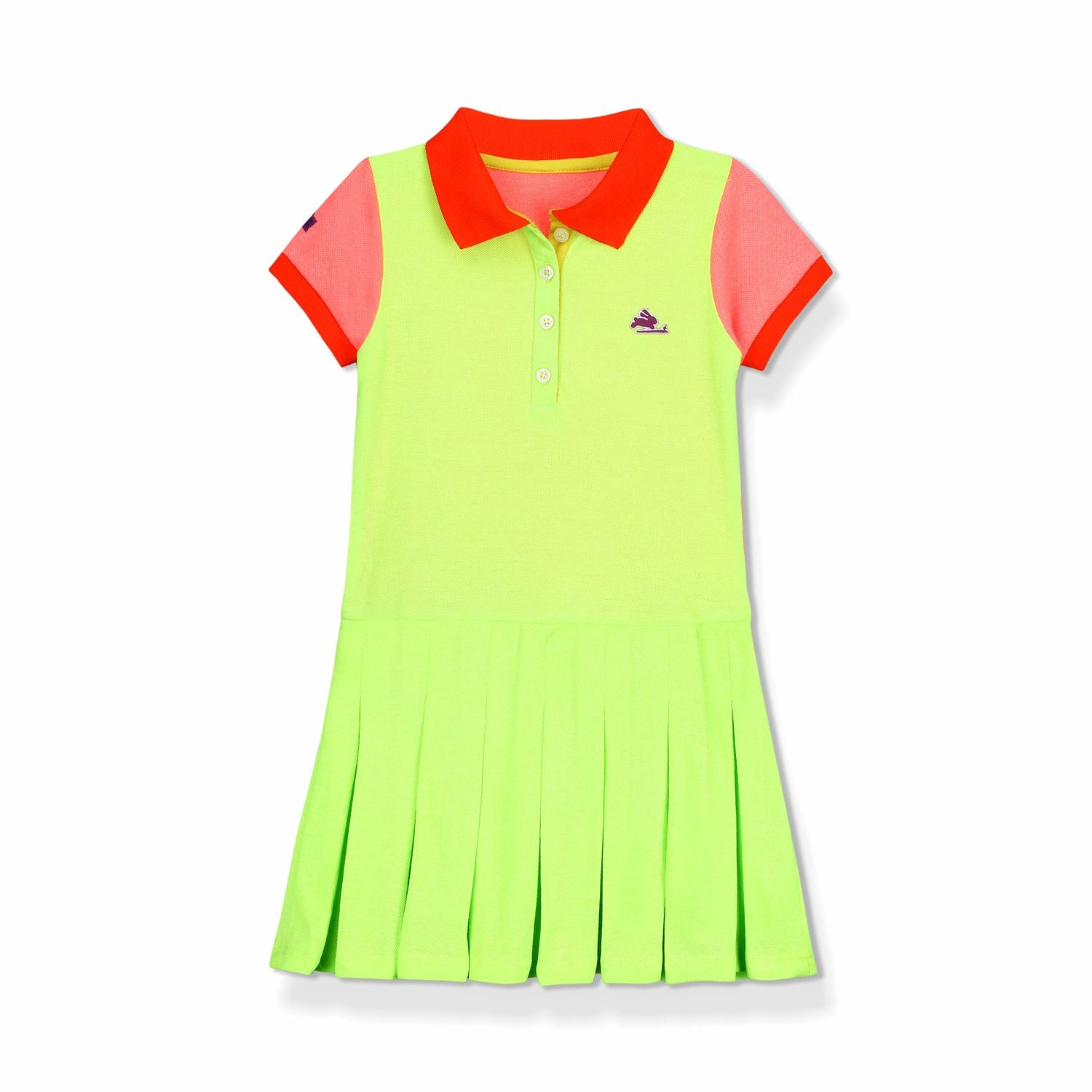 Tennis Polo Dress for Girls