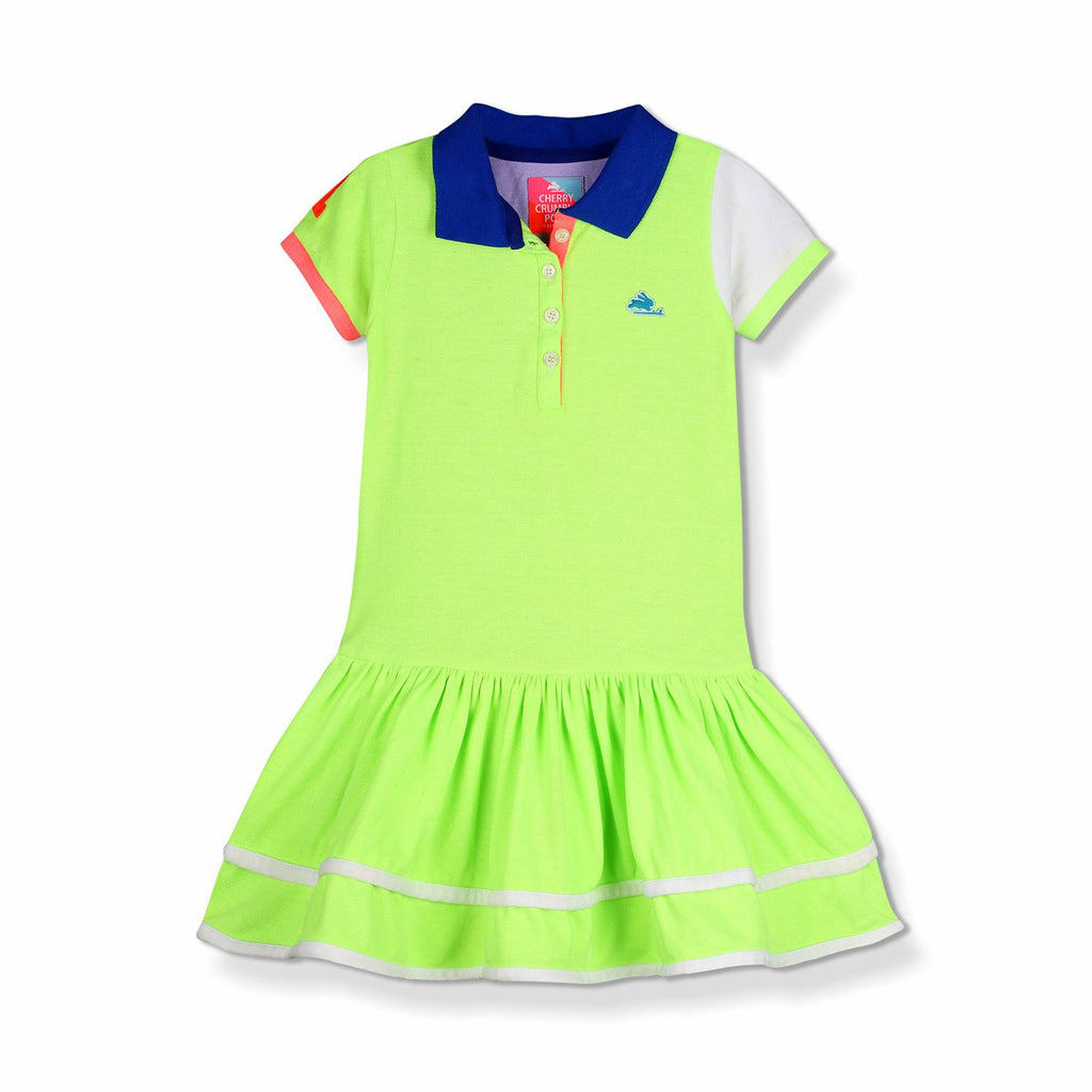Summer Days Dress for Girls