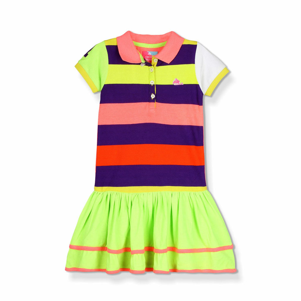 Martha's Pique Dress for Girls