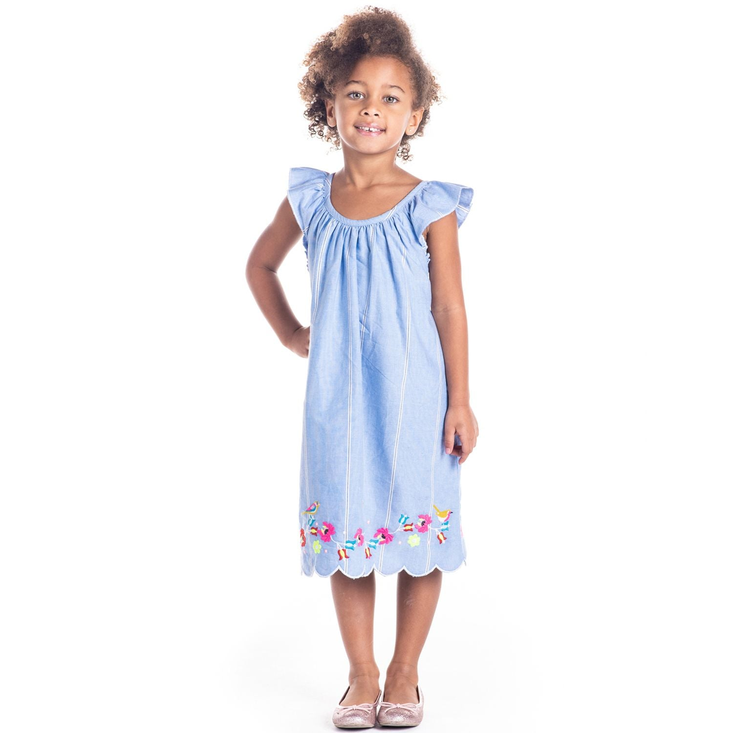 Clear Dress for Girls