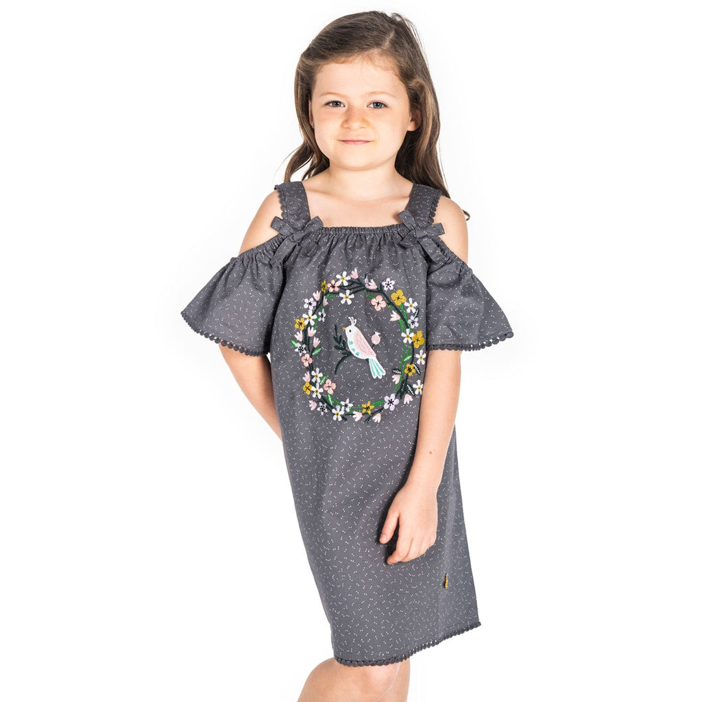 Bow Dress for Girls