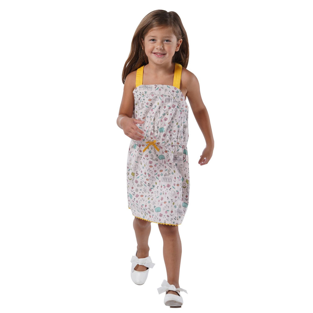 Sunshine Dress for Girls