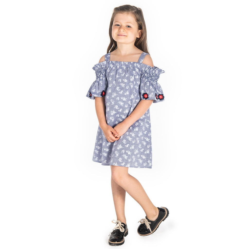 Country Side Dress for Girls