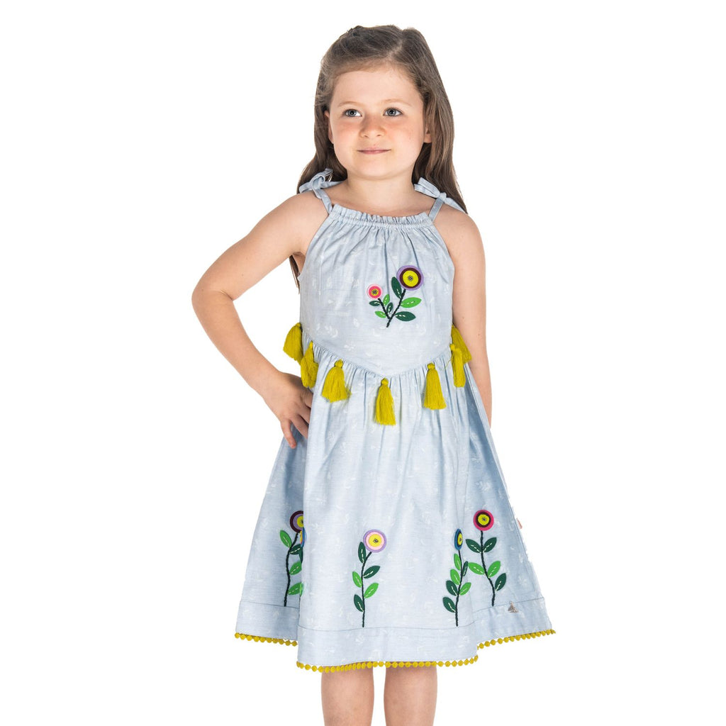 Plush Dress for Girls