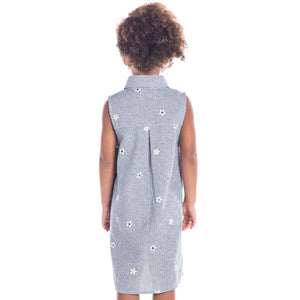 Yoke Dress for Girls