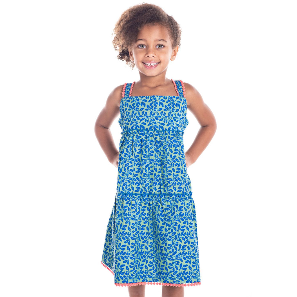 Peppy Sun Dress for Girls