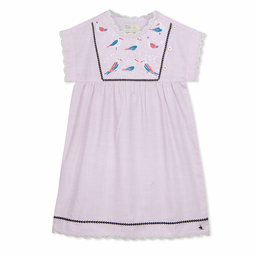Humming Dress for Girls