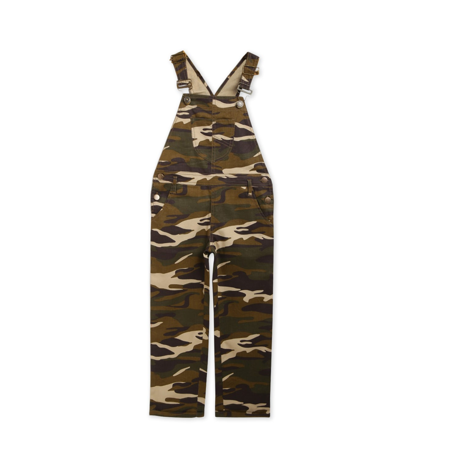 Kids-Camouflage-Dungaree