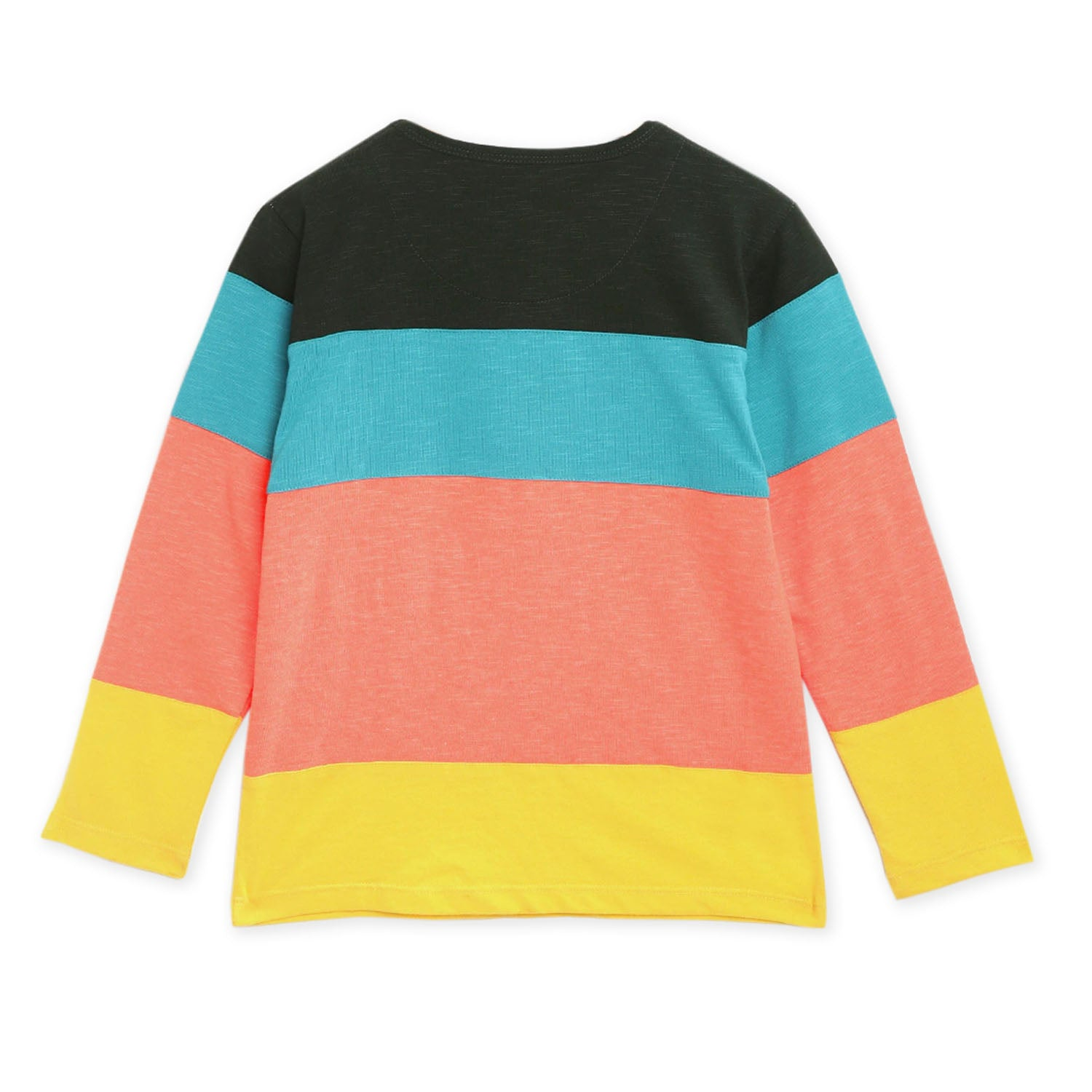 Bright Colorblock Tee