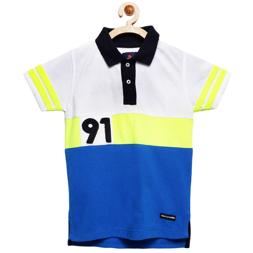 Beach Day Polo for Boys & Girls