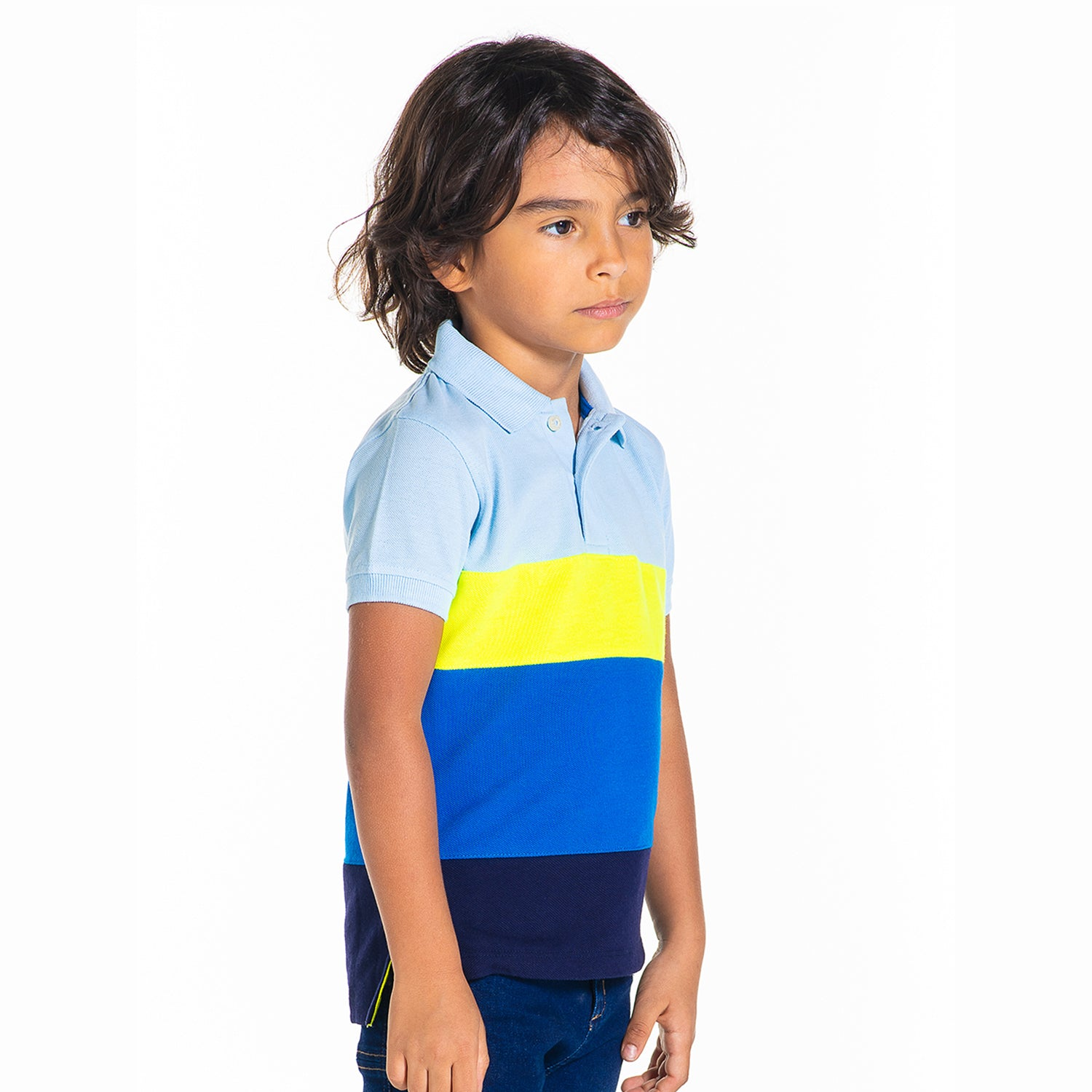 Friendly Polo For Boys
